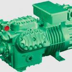Compressores herméticos e semi-herméticos
