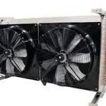 Fábrica de condensadores para refrigeração
